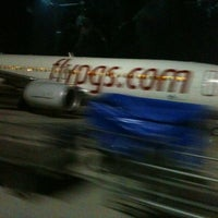 Photo taken at Gate 307A by Gökhan C. on 4/11/2013