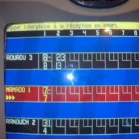 Photo taken at Golden Bowling by Mamado G. on 9/27/2013