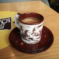 Photo taken at PAIK'S COFFEE by Ksénia F. on 1/17/2015