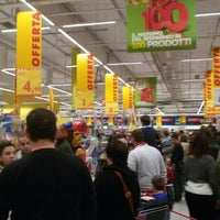Foto scattata a Auchan da Maria Erlange Sposata H. il 11/14/2015