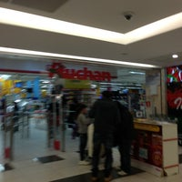 Foto scattata a Auchan da Maria Erlange Sposata H. il 2/22/2013