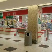 Foto scattata a Auchan da Maria Erlange Sposata H. il 10/20/2015