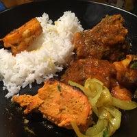 Photo taken at Prabh Indian Kitchen by RBC O. on 2/29/2016