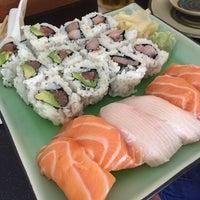 Photo taken at Amberjack Sushi by RBC O. on 3/19/2016