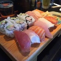 Photo taken at Amberjack Sushi by RBC O. on 12/12/2015
