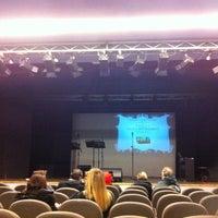 Photo taken at Teatro Vertigo by Giona G. on 2/28/2013