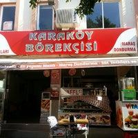 Photo taken at Karaköy Börekçisi by ahmet ö. on 8/30/2014