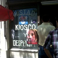 Photo taken at Kiosco Despensa La Amistad by German G. on 2/28/2013