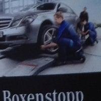 Photo taken at Mercedes-Benz Service by Tobias V. on 11/12/2013