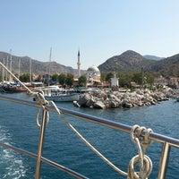 7/16/2013 tarihinde Gulsev G.ziyaretçi tarafından Bozburun Marina'de çekilen fotoğraf
