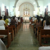 Photo taken at Igreja de Santo Antônio by Michell B. on 5/14/2013