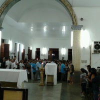 Photo taken at Igreja de Santo Antônio by Michell B. on 6/9/2013