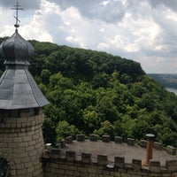 Photo taken at Непоротовский Свято-Николаевский мужской пещерный монастырь by Olya Y. on 7/19/2014