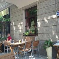 Das Foto wurde bei Cannone Bar-Restaurant von Stefan T. am 7/9/2013 aufgenommen
