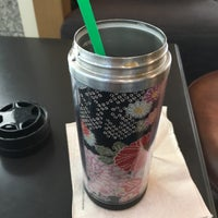Photo taken at Starbucks by Jeeradete S. on 11/10/2017