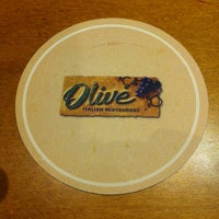 Foto tomada en Olive Italian Restaurant por Willy V. el 4/3/2014