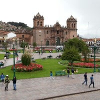 Foto tomada en Plaza de Armas de Cusco por Rafael C. el 12/26/2012