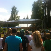 Photo taken at Томский коллайдер by Максим О. on 7/5/2013
