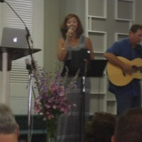 Photo taken at Bethany Beach Tabernacle by Laura G. on 7/14/2013