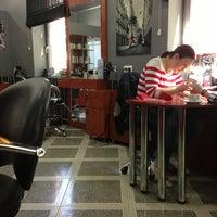 Photo taken at Mavra Beauty Salon by Olga M. on 5/23/2013
