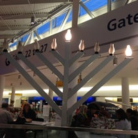 Photo taken at Jetblue Christmas Tree by Robin C. on 12/9/2012