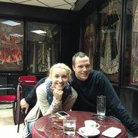 Photo taken at Kafe bar Kazaliste by Nina K. on 5/31/2013