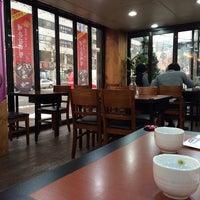 Photo taken at 찜통 by 전범(John) 조. on 1/20/2014