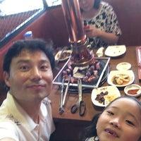 Photo taken at 그램그램 by 전범(John) 조. on 6/6/2014