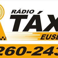 Photo taken at radio taxi eusebio by Helton P. on 2/19/2013