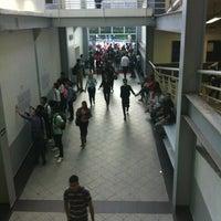 Photo taken at FMU - Campus Liberdade by Vanderson C. on 2/19/2013