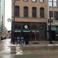 Photo taken at Starbucks by Christoph S. on 2/10/2013