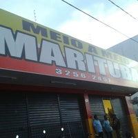 Photo taken at Meio a Meio Marituba by Nathy O. on 9/9/2013