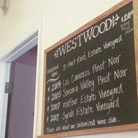 Photo taken at Westwood Winery by Jennifer on 5/25/2013