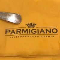 Photo taken at Parmigiano Pizzeria Ristorante by Frenchezka on 8/10/2017