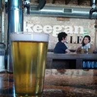 Photo taken at Keegan Ales by Beer S. on 8/10/2013