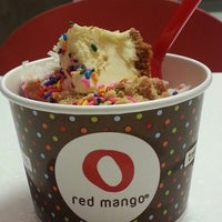 Photo taken at Red Mango by Brittany H. on 3/3/2013