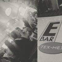 รูปภาพถ่ายที่ E Bar Tex-Mex โดย Enrico D. เมื่อ 2/23/2013
