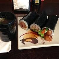 Photo taken at Shuji Sushi by Olga C. on 5/22/2013
