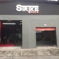 Photo taken at Strikes by Arturo S. on 9/11/2013