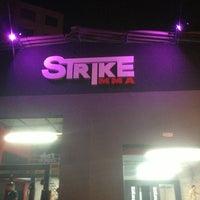 Photo taken at Strikes by Arturo S. on 9/9/2013