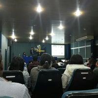 Photo taken at Auditório Jorge Amado by Willian D. on 8/20/2013