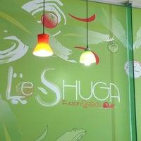 Photo taken at Leshuga by Cecy H. on 5/21/2013