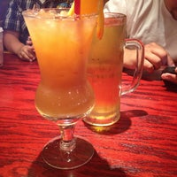 Photo taken at Red Robin Gourmet Burgers by Vanessa B. on 4/20/2013
