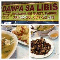 Photo taken at Dampa Sa Libis by Farah M. on 3/27/2013