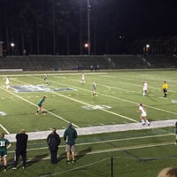 Photo taken at Doyle Field by Peter J. on 10/29/2015