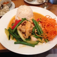 Photo taken at House of Siam by Nadina on 11/6/2014