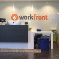 Photo taken at Workfront by Nadina on 3/29/2017