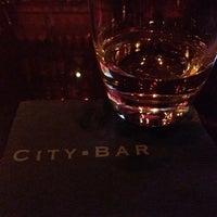 Photo taken at City Bar by Nadina on 7/27/2013