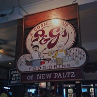 Photo taken at P&G's Restaurant & Bar by Robert Z. on 2/27/2013