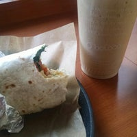 Photo taken at Boloco by Brian W. on 4/1/2015